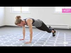 Join fitness instructor, Holly Beck as you attack your core and glute muscles in a full throttle tabata workout. Go as hard as you can for 20 seconds of work. Tabata Workouts, Butt Workout, Workout Videos, Exercise Videos, Lose Weight, Weight Loss, Short Breaks, Lose Belly, Excercise