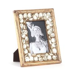 Beaded Design Picture Frame