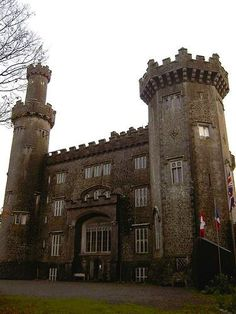 Charleville Castle said to be the most haunted castle in Ireland