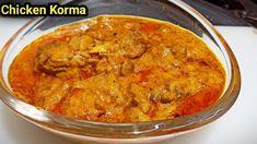 Chicken Korma Recipe, Chicken Gravy, Curry, Snacks, Cooking, Ethnic Recipes, Food, Youtube, Chicken Sauce