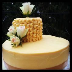 My first weeding cake