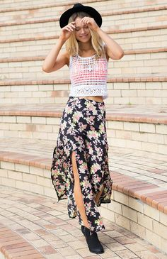 Natalie Maxi Skirt $59 http://bb.com.au/collections/new/products/natalie-maxi-skirt#