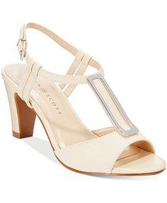 Karen Scott Lorahh Dress Sandals, Only at Macy's - Sandals - Shoes - Macy's