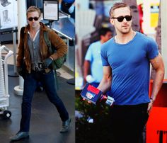O estilo do Ryan Gosling