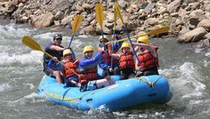 guide to WWR in colorado   Clear Creek whitewater rafting near Idaho Springs, CO