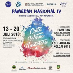 Can't wait to attend the biggest tri-annual gathering for all Indonesian watercolor artists and enthusiasts alike. Solo Central Java July 13-20. Exhibitions workshops sharing sessions and  a series of plein air in various locations in this cultural city packed with culinary gems. Happily hectic for sure!!!