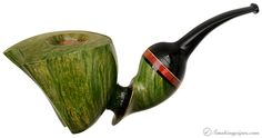 Daniel Mustran Smooth Freehand with Satine Wood and Koto Pipes at Smoking Pipes .com