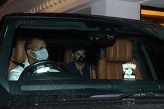 Photos: Ranbir Kapoor and Shraddha Kapoor get snapped outside filmmaker Luv Ranjans office  Times of India Times Of India News, News India, Shraddha Kapoor, Ranbir Kapoor, Dark Blue Shirt, Live Breaking News, Tiger Shroff, In Mumbai