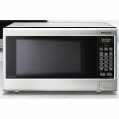 Panasonic 1.2 Cu-Ft Stainless-Steel Microwave Oven