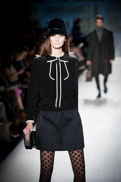 Wow, I would love a  World MasterCard Fashion Week - Holt Renfrew - October 22, 2012 / http://www.dancamacho.com/world-mastercard-fashion-week-holt-renfrew-october-22-2012-96/