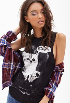 Muscle Tee | FOREVER21