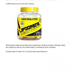 how necessary is lipodrene with Are you searching for the best weight loss nutritional supplement to jumpstart your fat loss goals? You'll never ever g. http://slidehot.com/resources/a-highlight-on-uncomplicated-systems-in-lipodrene.45600/