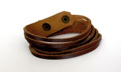 Rinca Leather Strap from www.kurakura.co.za Bangles, Bracelets, Leather, Jewelry, Bangle Bracelets, Bangle Bracelets, Jewellery Making, Jewerly, Jewelery
