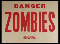 I am seriously thinking about making my boys bathroom zombie themed.  Don't laugh, lol
