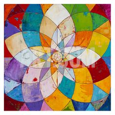 Kaleidoscopic Giclee Print by James Wyper at Art.com