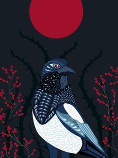 Skjaere by Polkip Illustrations