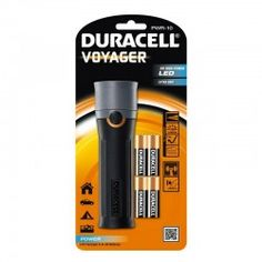 Linterna LED 3W Duracell Voyager