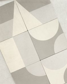 Barber & Osgerby Design New Tiles for Mutina - Design Milk Floor Patterns, Tile Patterns, Textures Patterns, Wall And Floor Tiles, Wall Tiles, Floor Design, Tile Design, Mutina Puzzle, Espace Design