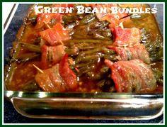 Sweet Tea and Cornbread: Green Bean Bundles!