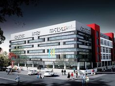 Architecture Design of Commercial Buildings