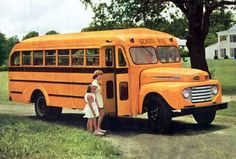 1969 Ford School Bus