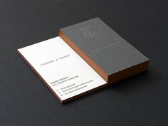 Thought & Theory Business Cards