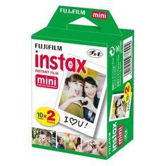 Film analog consumabil, Fujifilm Instax mini 2x10 buc 54x86mm