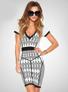 Black Ivory Dion Short Sleeve Dress H801 All dresses can enjoy $5 off now, code is:Valentine5, check more here:http://udobuy.com/search.php? intro=daily_new