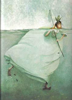 Rebecca Dautremer... | Kai Fine Art