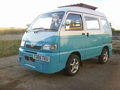 Daihatsu HiJet Micro Camper