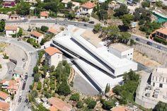 Escola Primaria em Beausoleil / CAB Architects