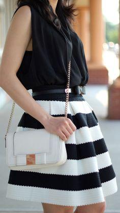 Black & White // Stripes