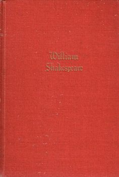 The Complete Works of Shakespeare by William Shakespeare http://www.amazon.com/dp/B0012K8G0S/ref=cm_sw_r_pi_dp_xv2cvb12HX3KX