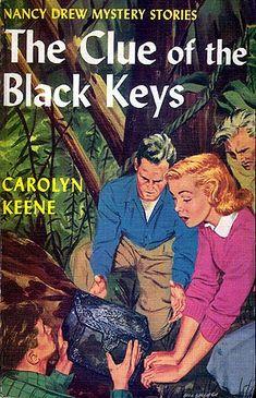 The Clue of the Black Keys (Nancy Drew Mystery Stories, Nancy Drew Mystery Stories, Nancy Drew Mysteries, Mystery Books, Cozy Mysteries, Best Books To Read, Good Books, Nancy Drew Books, Thriller Books, The Black Keys