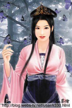 Wendy Ng.  butterfly around by schumy330.deviantart.com on @DeviantArt