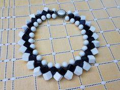 Plastic Jewelry, Beaded Necklace, Bracelets, Vintage, Collection, Black, Beaded Collar, Bangle Bracelets, Black People