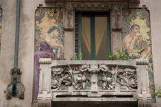 Milano  Casa Galimberti  1902-05