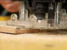 Rout a name into wood with a Dremel Rotary Tool