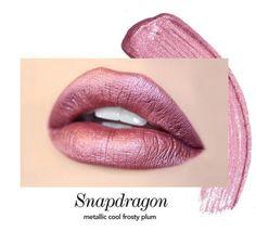 Pink shimmer lip stick