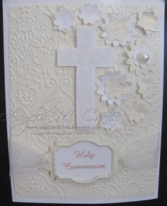 First Holy Communion by AngelasInkLink on Etsy, $4.00