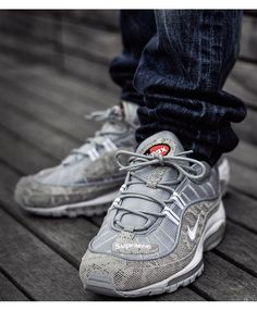 best website b952a fd367 Nike Air Max 98 Homme Chaussures Gris