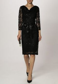 Young Couture by Barbara Schwarzer - Cocktailkleid / festliches Kleid - black
