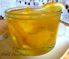 Tisana al limone ricetta
