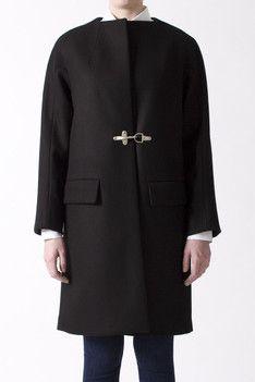 Rakeem Wool Coat | Dries Van Noten | Envoy of Belfast