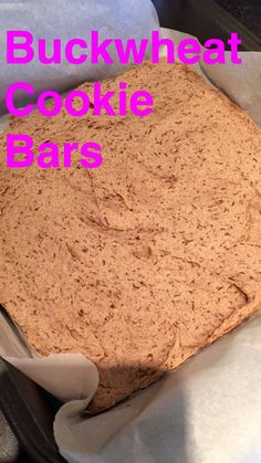 A cookie that's not only good for you but your dog as well! Lol- just bake a little longer (15 mins total) to make them dog biscuits. Mix 1 cup light buckwheat flour, 1/4 cup ground flaxseed, 2 T trivia baking blend, 1 T cinnamon, 1/2 tsp vanilla protein powder, & a pinch of salt. In a separate bowl mix 1/4 cup water, 2 egg whites, 3.5 T unsweetened applesauce, & 1 T almond butter. Mix wet ingredients into dry. Bake at 400 degrees for 11 minutes.