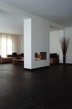 2 sided fireplace