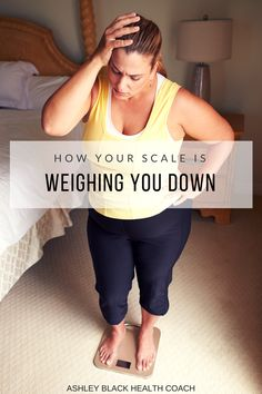 Why You Should Ditch Your Scale - The Holisticates Blog