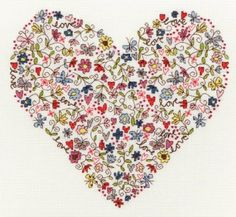 Bothy Threads LOVE HEART