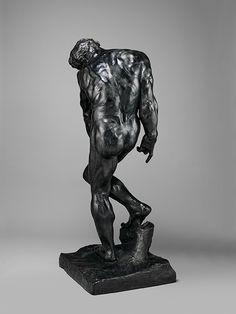 Огюст Роден: Адам (11.173.1)   Хеилбранн Хронология истории искусств   Музей Метрополитен