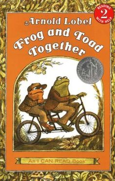 Lobel, Arnold Frog and Toad Together Ms. Arnold Lobel, I Can Read Books, National School, Two Best Friends, Frog And Toad, Learning Centers, Paperback Books, Grade 1, New Books